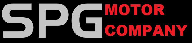 SPG Motor Company Logo